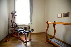 Krajak Behandlungsraum mit Geräten